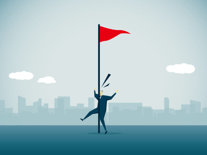Raising the red flags of internal auditor's concerns