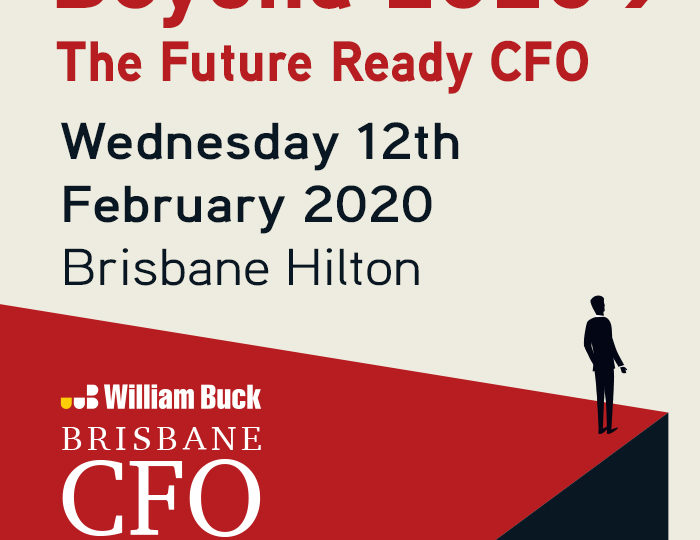 QLD CFO Symposium