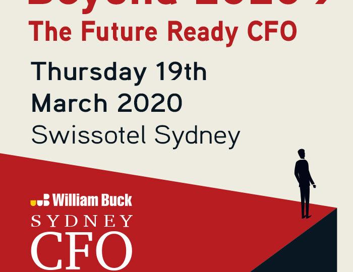 NSW CFO Symposium