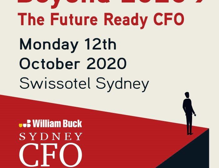 NSW CFO Symposium – Spring